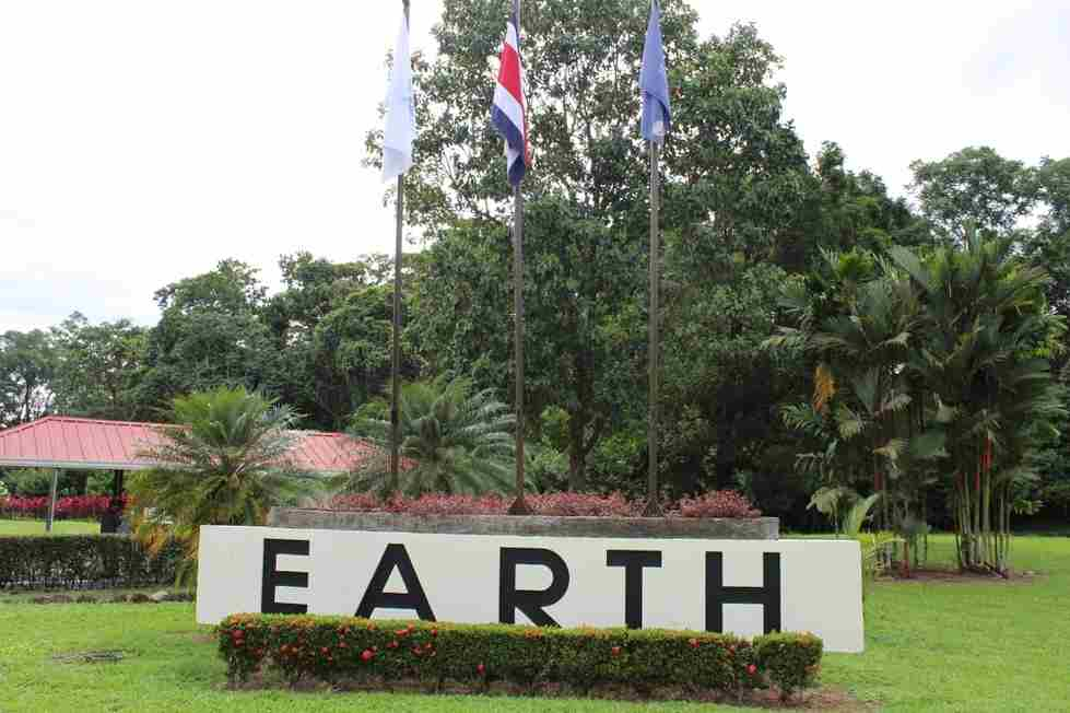 Earth University in Costa Rica